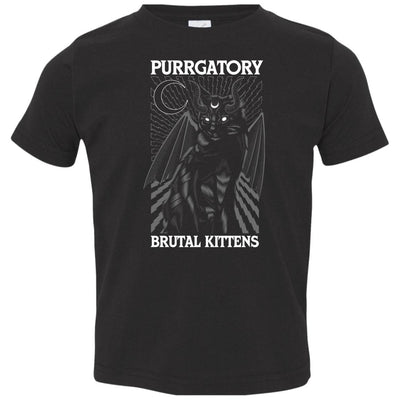 Purrgatory Kids-Apparel-Brutal Kittens