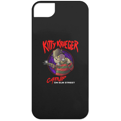 Kitty Krueger Phone Case-Apparel-Brutal Kittens