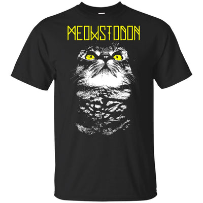 Meowstodon Beard Kids-Apparel-Brutal Kittens