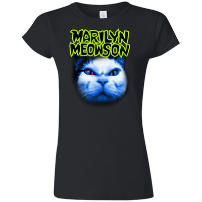 Marilyn Meowson T-Shirt-Apparel-Brutal Kittens