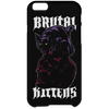 Felis Skull Phone Case-Apparel-Brutal Kittens