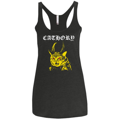 Cathory Tank Top-Apparel-Brutal Kittens