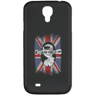 God Save The Cream Phone Case-Apparel-Brutal Kittens