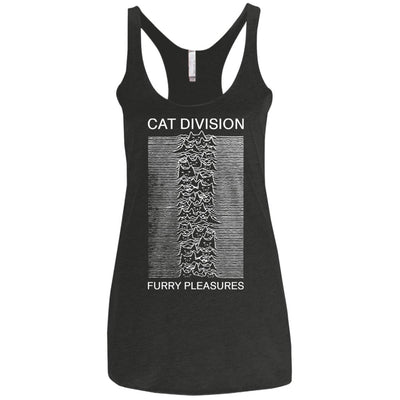 Cat Division Furry Pleasures Tank Top-Apparel-Brutal Kittens
