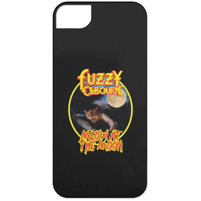 Fuzzy Osbourne Phone Case-Apparel-Brutal Kittens