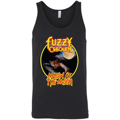 Fuzzy Osbourne Tank Top-Apparel-Brutal Kittens