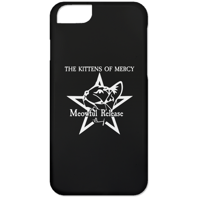 The Kittens Of Mercy Meowful Release Phone Case-Apparel-Brutal Kittens
