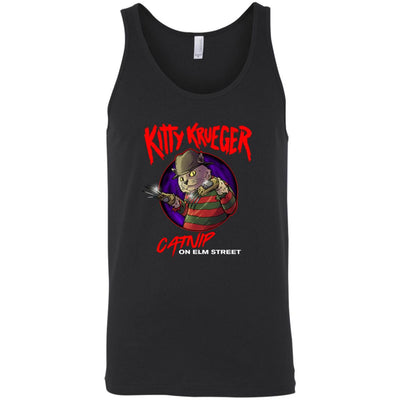 Kitty Krueger Tank Top-Apparel-Brutal Kittens