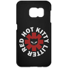 Red Hot Kitty Litter Phone Case-Apparel-Brutal Kittens