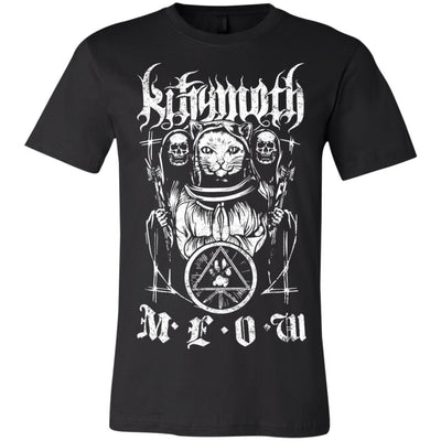 Kittymoth MEOW T-Shirt-Apparel-Brutal Kittens
