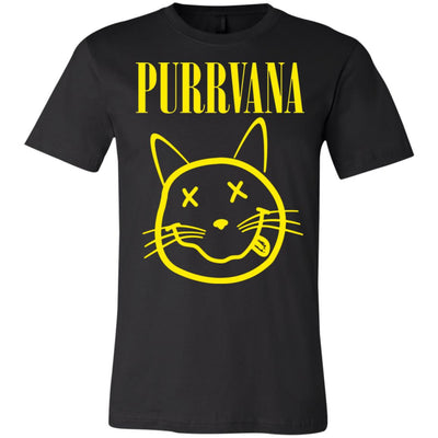 Purrvana T-Shirt-Apparel-Brutal Kittens