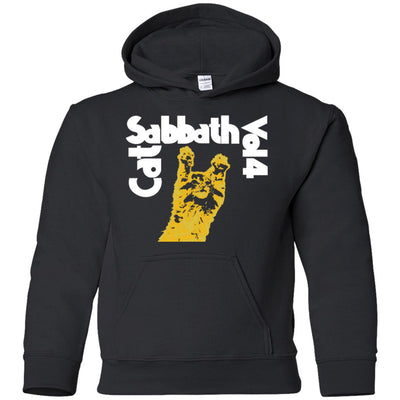CAT SABBATH Vol 4 Kids-Apparel-Brutal Kittens