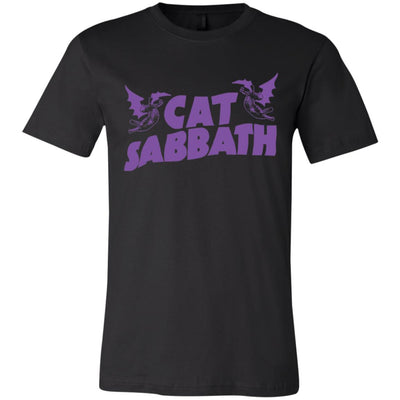 Cat Sabbath Master T-Shirt-Apparel-Brutal Kittens