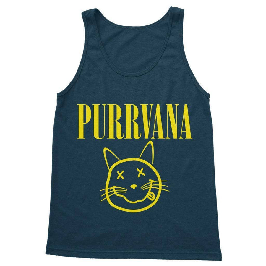 Brutal Kittens Purrvana Women's Tank Top