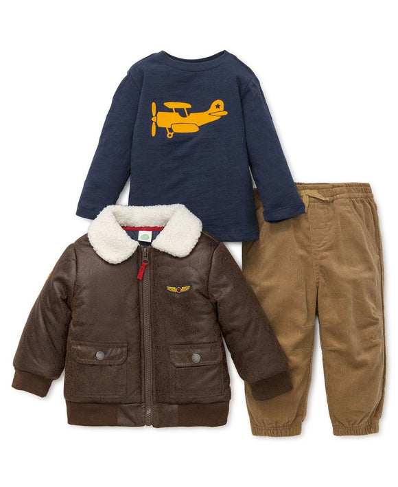 Aviator Jacket Set