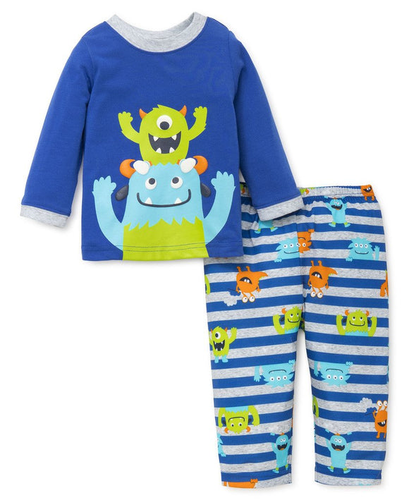 Little Monsters Pajama Set