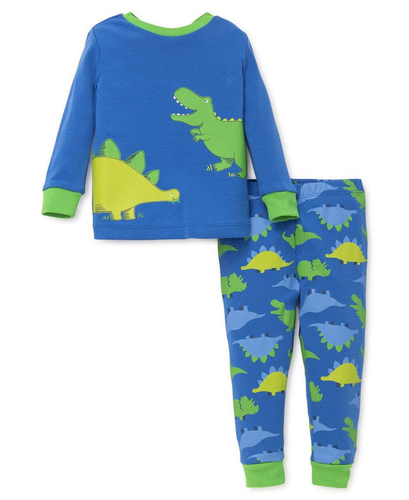 Dinos Cotton Pajama Set
