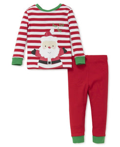 Boys Holiday Pajama Set