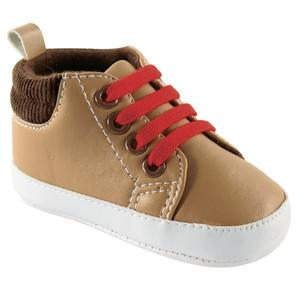 LUVABLE FRIENDS BOY'S HIGH TOP BOOT
