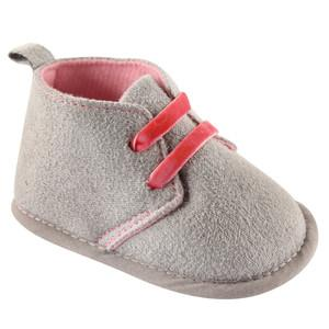LUVABLE FRIENDS GIRL'S DESERT BOOTS