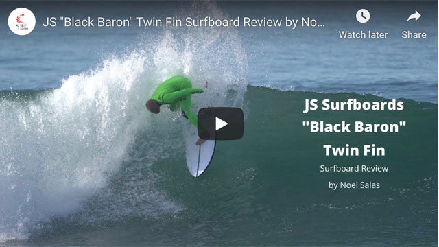 JS Industries Black Baron Surfboard Review