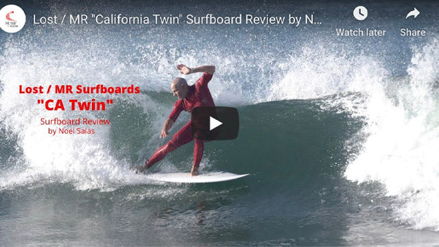 Lost MR California Twin Surfboard Review