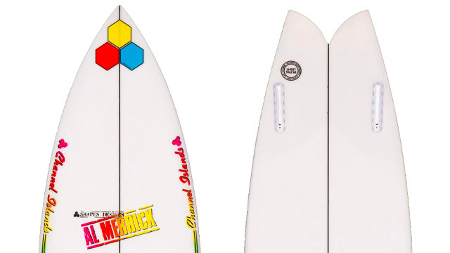 Introducing the Channel Islands FishBeard Surfboard