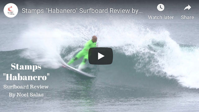 Stamps Surfboard Review