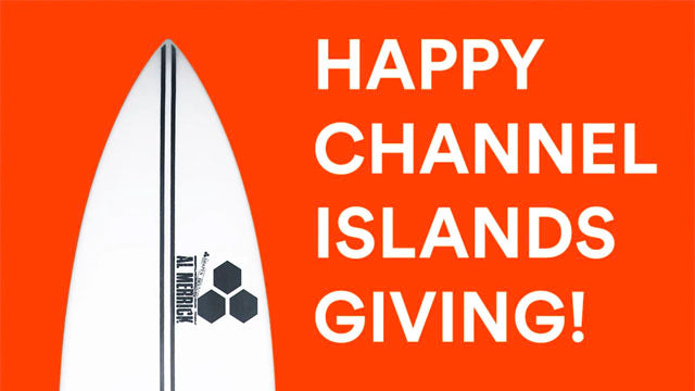 Happy Thanksgiving CI Surfboard Giveaway