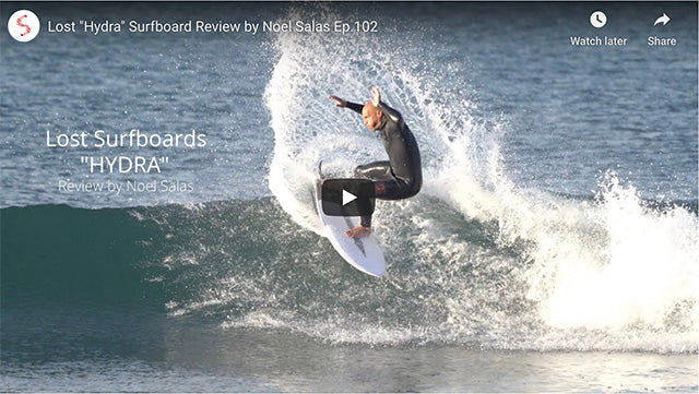 Lost Hydra Surfboard Review