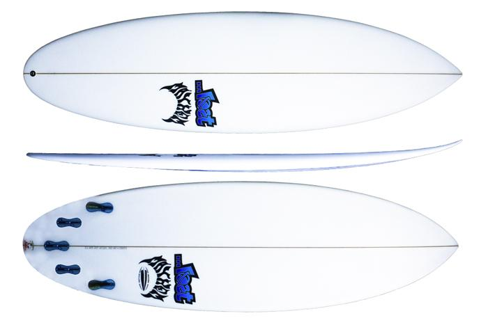 Surfboard Review: ...Lost Quiver Killer Surfboard