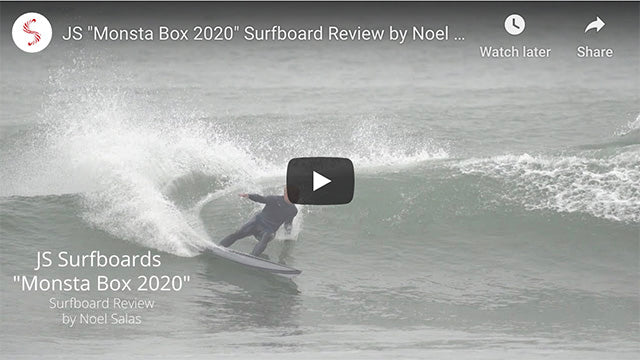 JS Industries Monsta Box 2020 Surfboard Review