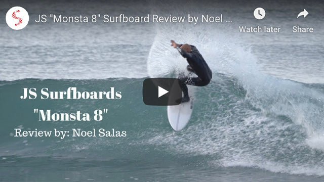 JS Monsta 8 Surfboard Review