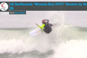 JS Monsta Box Surfboard Review