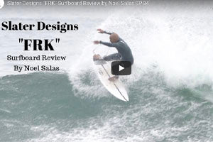 Firewire FRK Surfboard Review