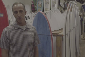 Surfboard Showroom Walk Through w/ Sunny Stevens