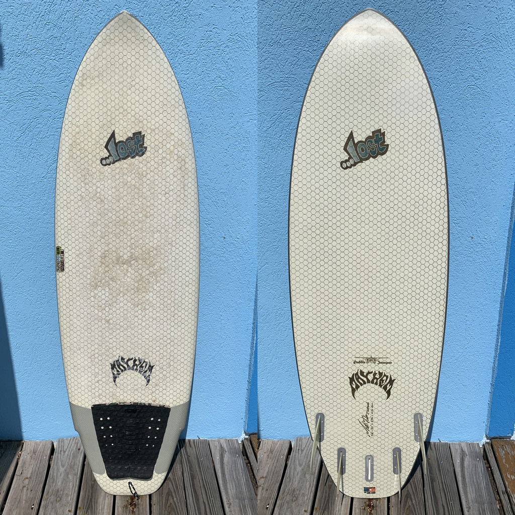 Lost LibTech Puddle Jumper Demo Surfboard