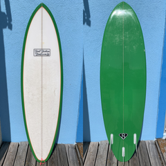 Surf Station Super 8 Surfboard Demo