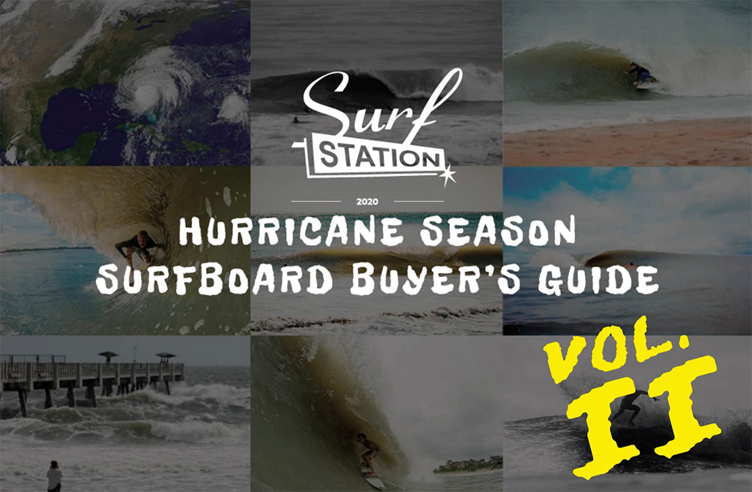 Hurricane Season Surfboard Buyer's Guide