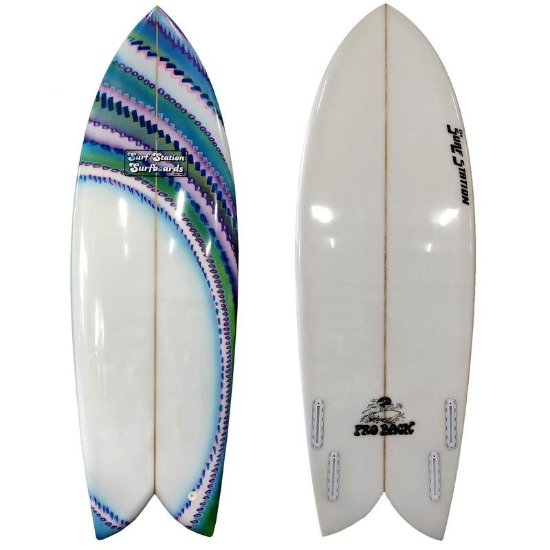 Surf Station Manatee EPS Stand Up Paddleboard