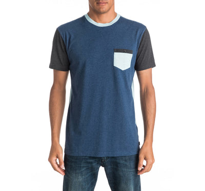 Quiksilver Baysic Men's S/S Pocket T-Shirt
