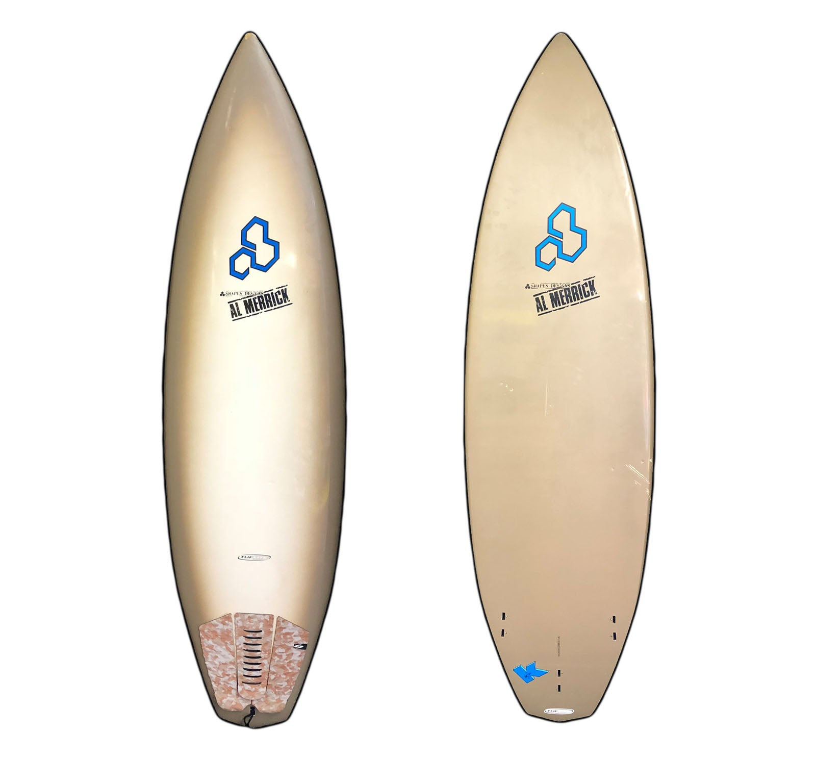 Channel Islands K-Whip Tuflite 6'0 Used Surfboard