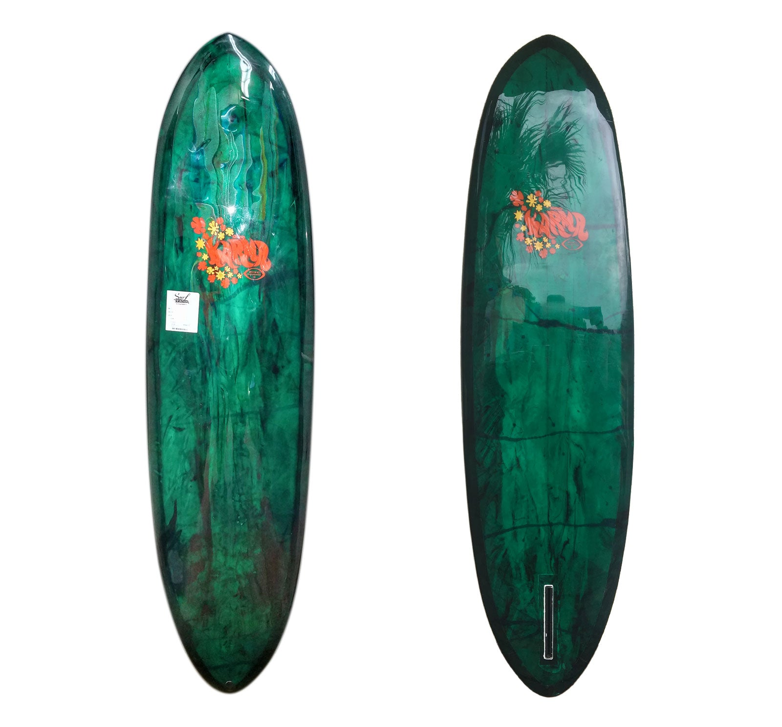 Bing Good Karma Collector Surfboard