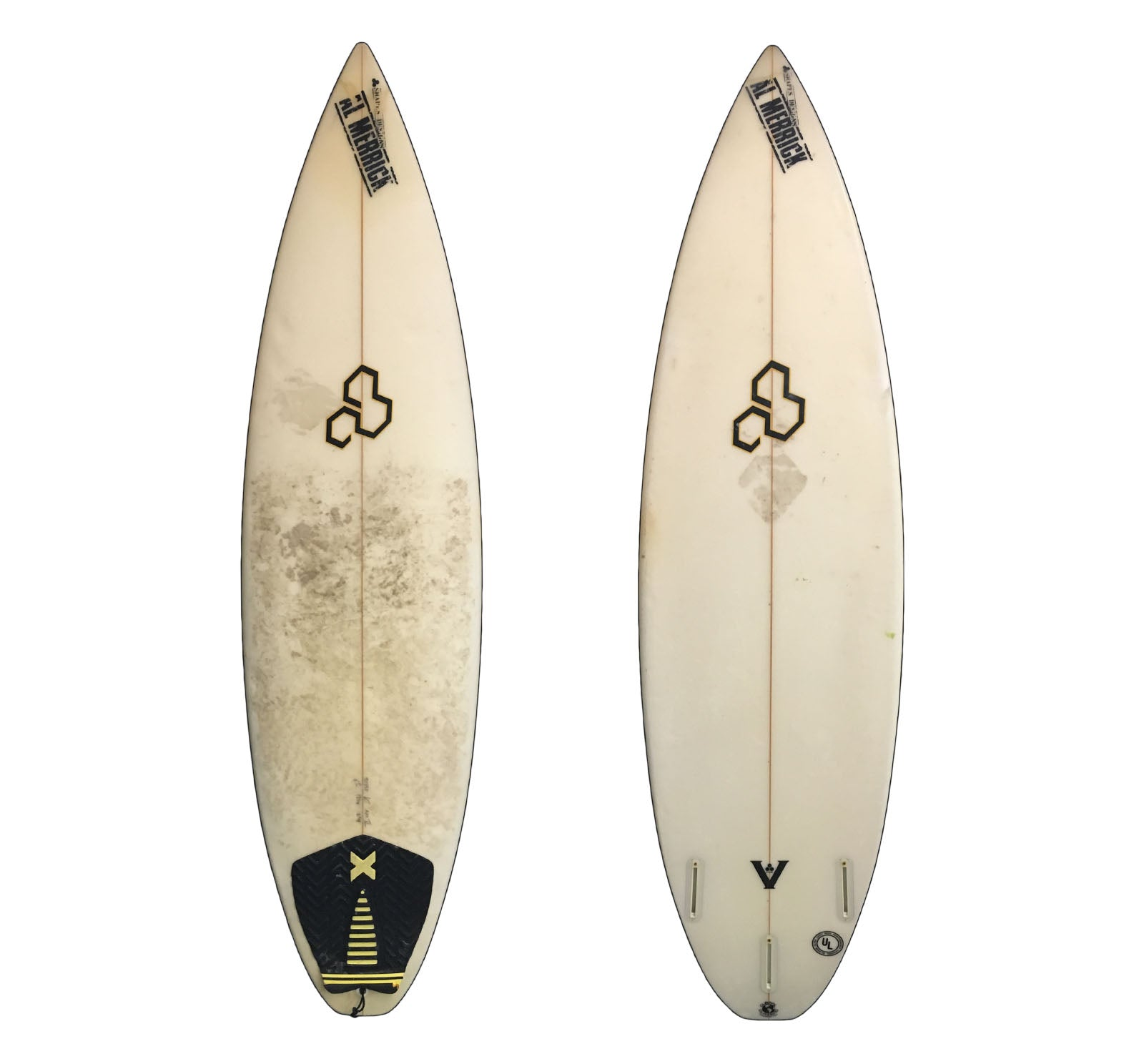 Channel Islands Five 6'0 Used Surfboard
