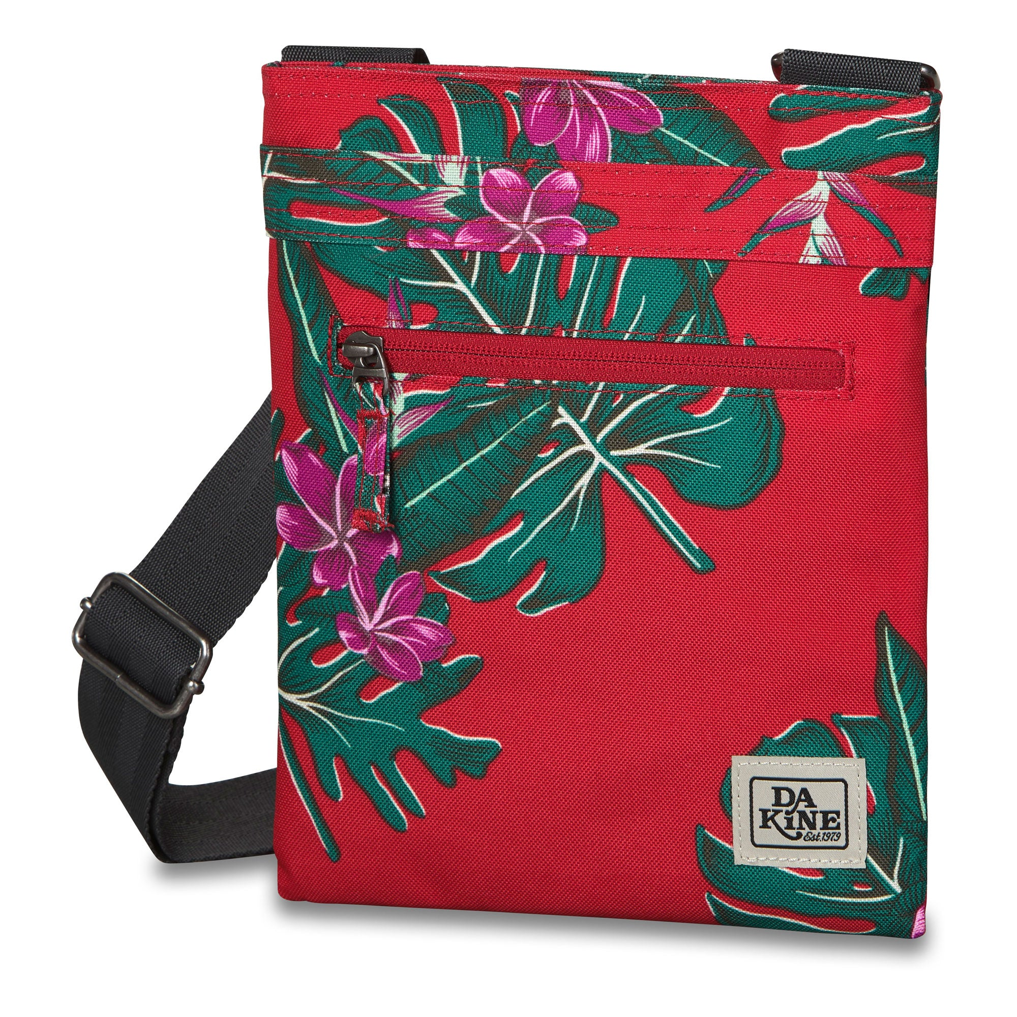 Dakine Jive Women's Purse - Red Jungle Palm