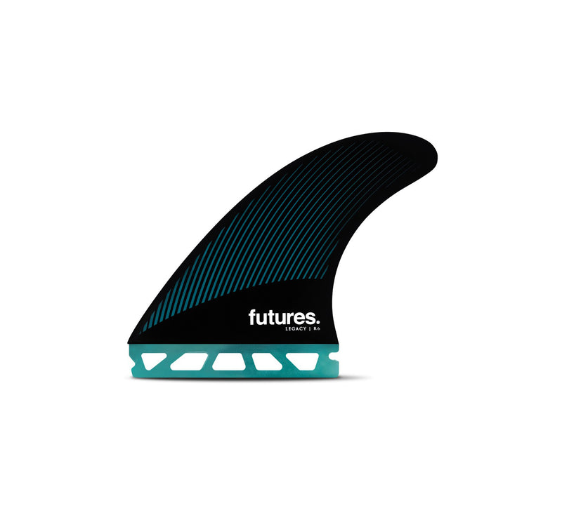 Futures R6 HC Legacy Series Thruster Fin Set