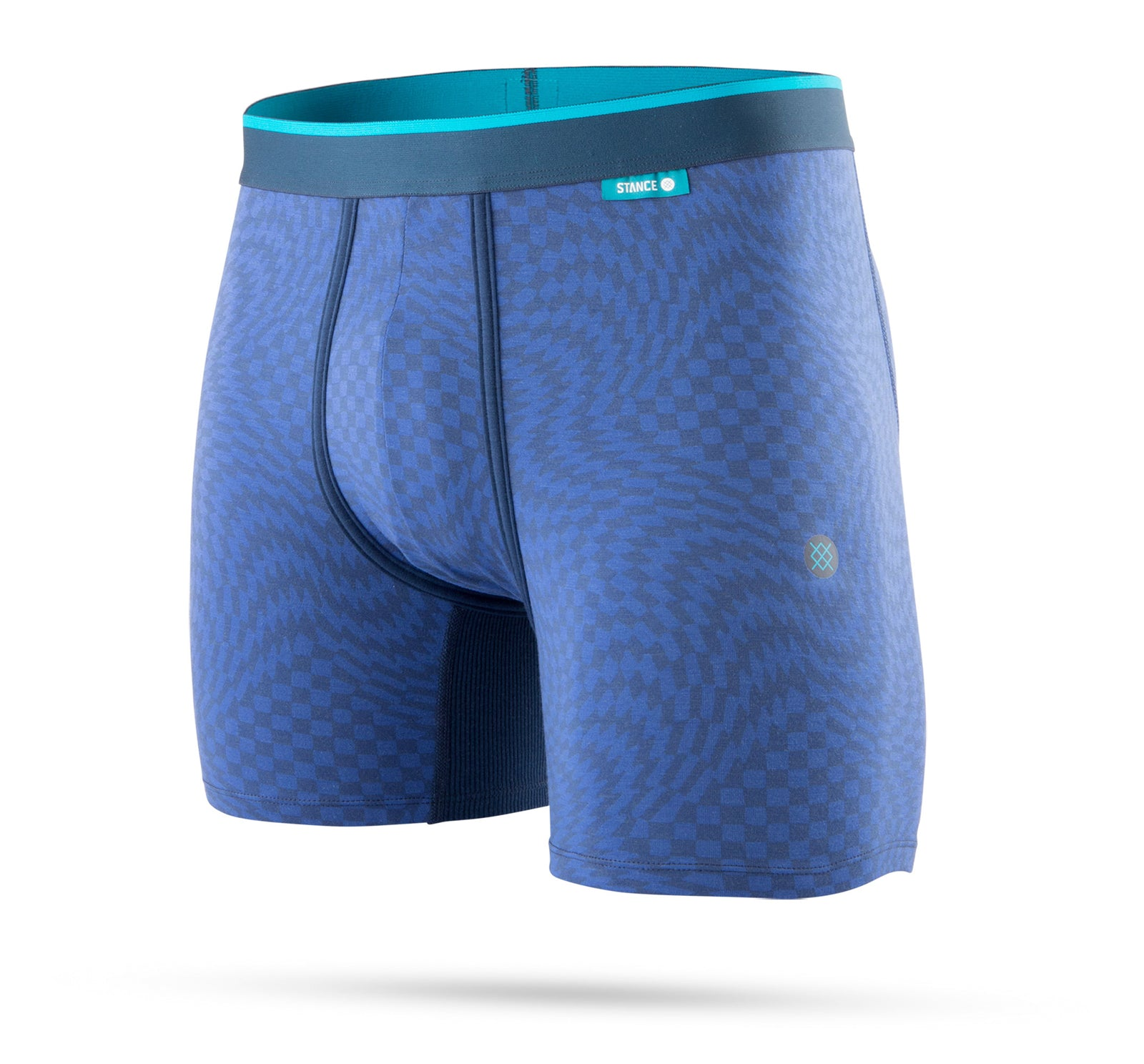 Stance Warped Check Men's Butter Blend Underwear