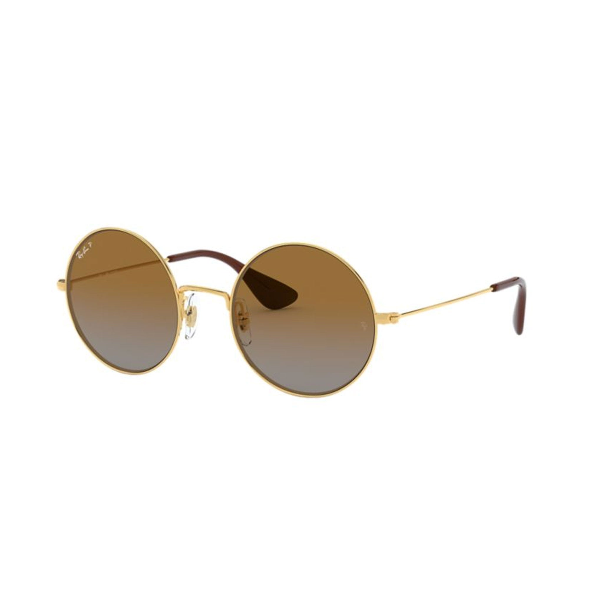 Ray-Ban Ja-Jo Women's Sunglasses - Gold/Brown Gradient