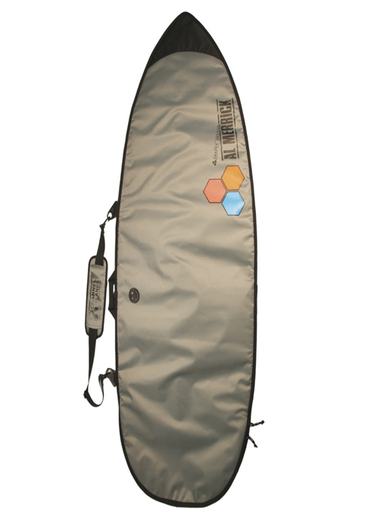 Channel Islands Jordy Smith Signature Surfboard Boardbag - Silver