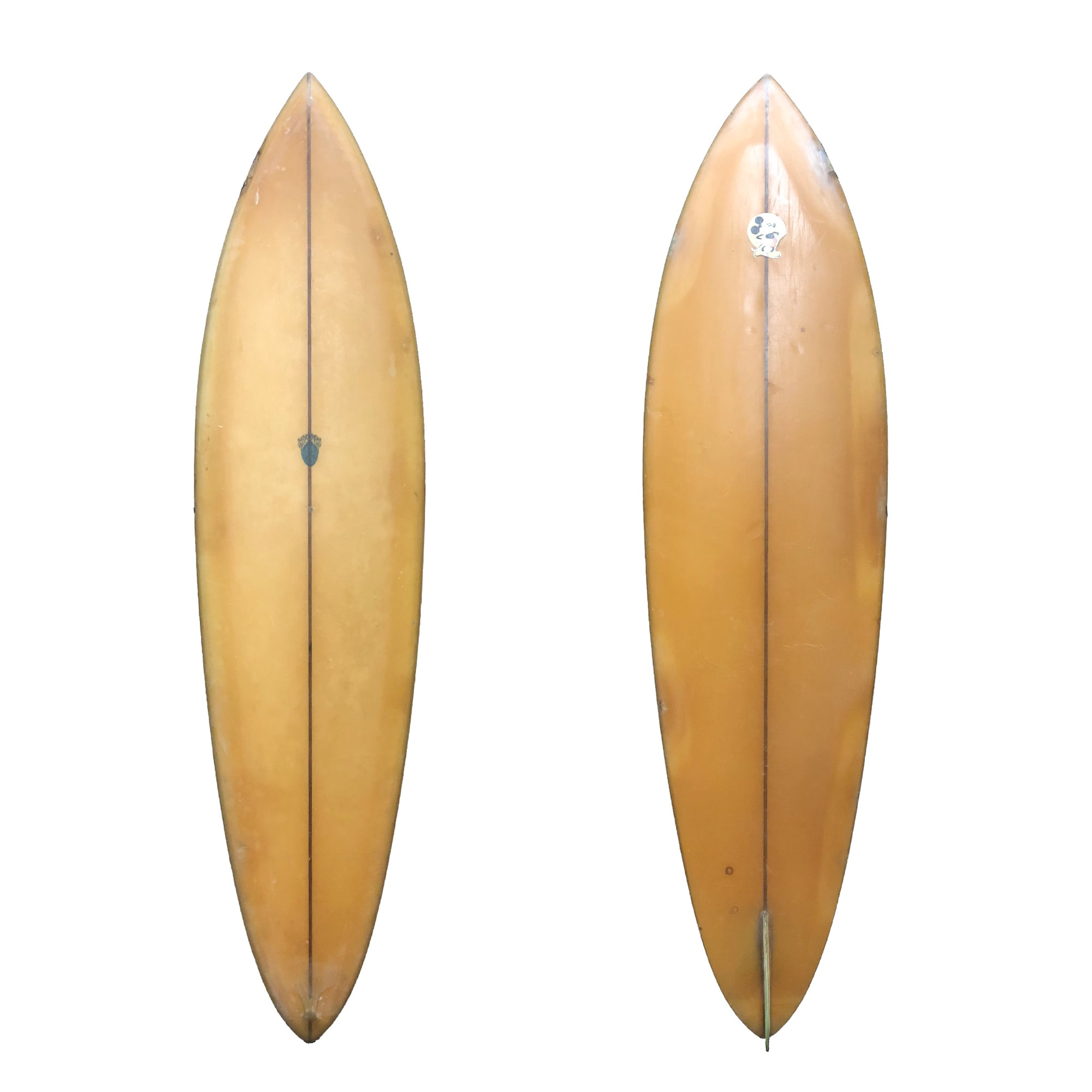 Fox 1970s Single Fin Collector Surfboard